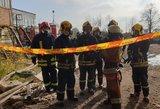 Liūdnos dienos alytiškiams: išsprendus vieną gaisro problemą – iškyla kita