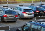 Teisiamas Klaipėdietis neteisėtai pardavė 600 automobilių iš JAV