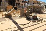 Sirija – triguba bėda, kurios sprendimo nematyti