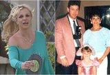 Spears ir vėl daro pertrauką nuo muzikos: tėvo sveikatai iškilo grėsmė