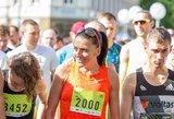 Vilniaus gatves užplūdo 7 tūkstančiai bėgikų