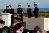Pasaulio lyderiai mini Normandijos operacijos 75-ąsias metines