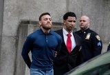 Po skandalingo arešto McGregoras pasiuntė žinutę: atskleidė savo silpnybę