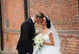 Sunku nepravirkti: dar nematytuose kadruose – jautriausios Vashos vestuvių akimirkos
