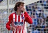 """Atletico"" nepasiduoda dėl Griezmanno: kaltina ""Barceloną"" apgavyste"