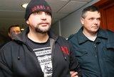 A.Kilkaus nužudymu įtariamas L.Baltrūnas pargabentas į namus