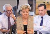 Masinė rokiruotė Seime: valdžia svarbiau nei kompetencija?