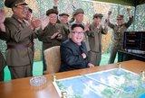 Šiaurės Korėjos nykštukas ir jo didelės branduolinės ambicijos