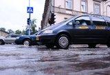 Girti vairuotojai – ne vienintelė avaringumo priežastis