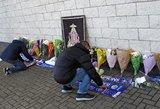Lesterio tragedija: liepsnose ryjamą sraigtasparnį stebėjo komanda, verkia visa Anglija
