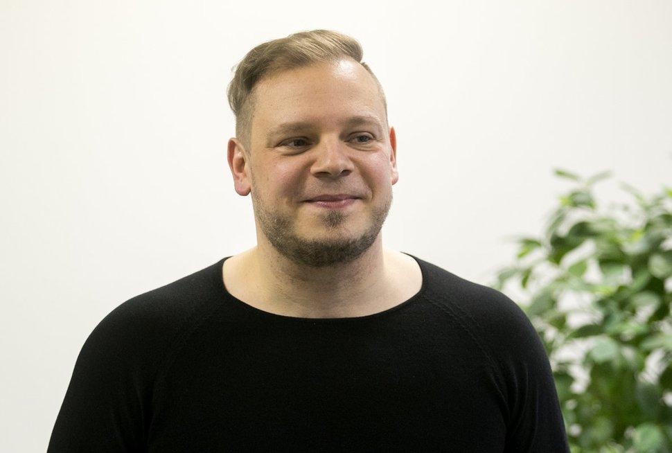 Artiomas Šabajevas (nuotr. Tv3.lt/Ruslano Kondratjevo)