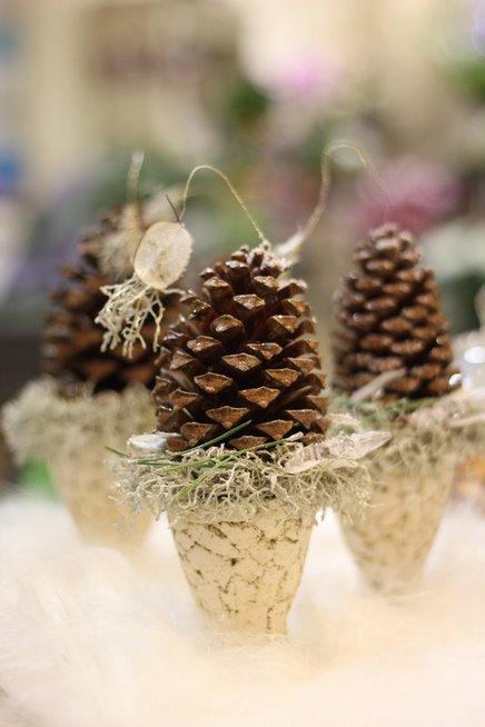 Kalėdiniai papuošimai (nuotr. Organizatorių)