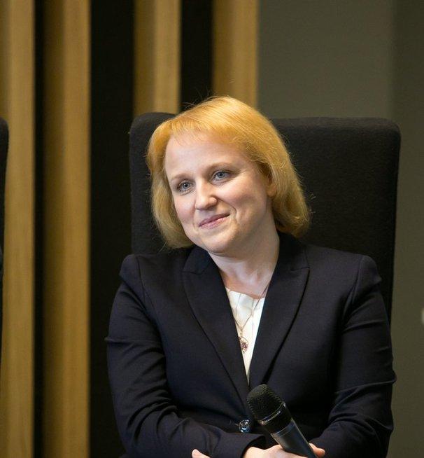 """JAV kapitalo įmonės """"Equinox Europe"""" direktorė Rasa Beskajevienė (nuotr. asm. archyvo)"""