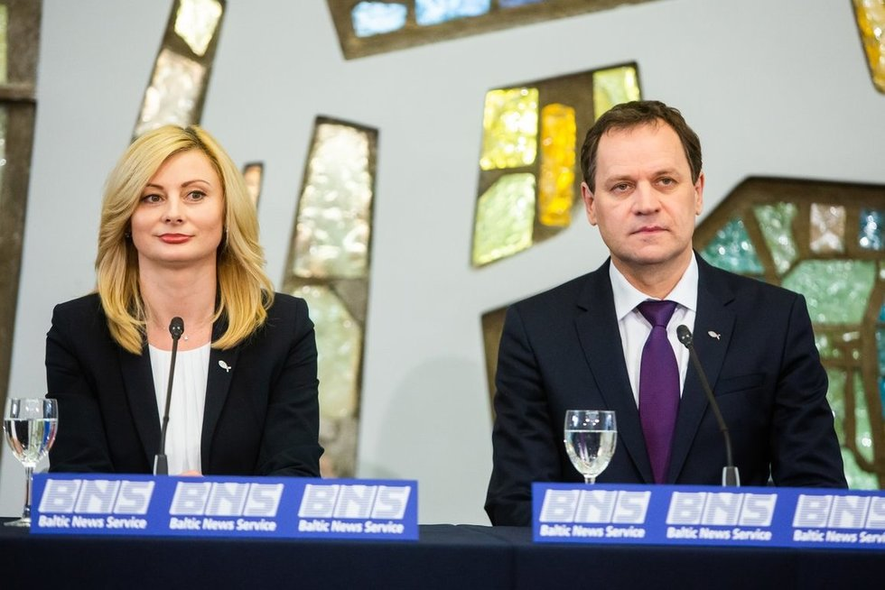Rita Tamašūnienė ir Valdemar Tomaševski (Greta Skaraitienė/Fotobankas)