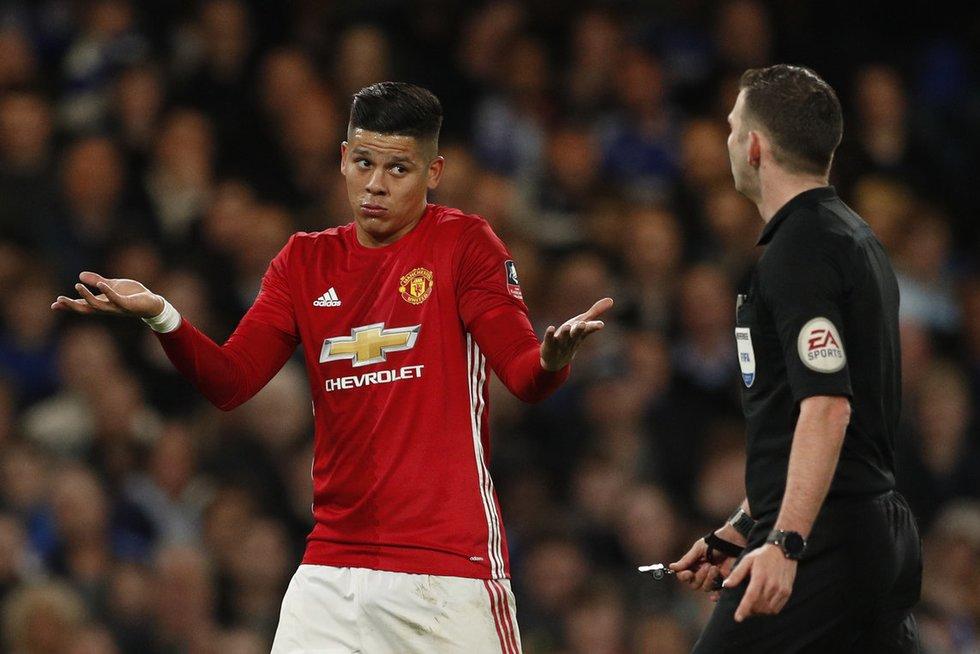 "Londono ""Chelsea"" – ""Manchester United"" 1:0 (nuotr. SCANPIX)"
