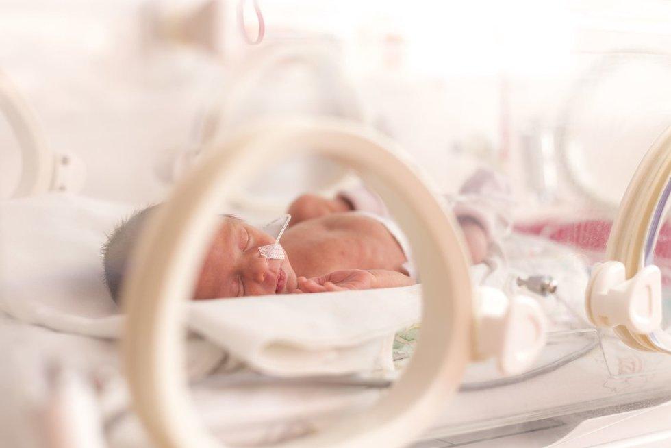 Kūdikis (nuotr. 123rf.com)