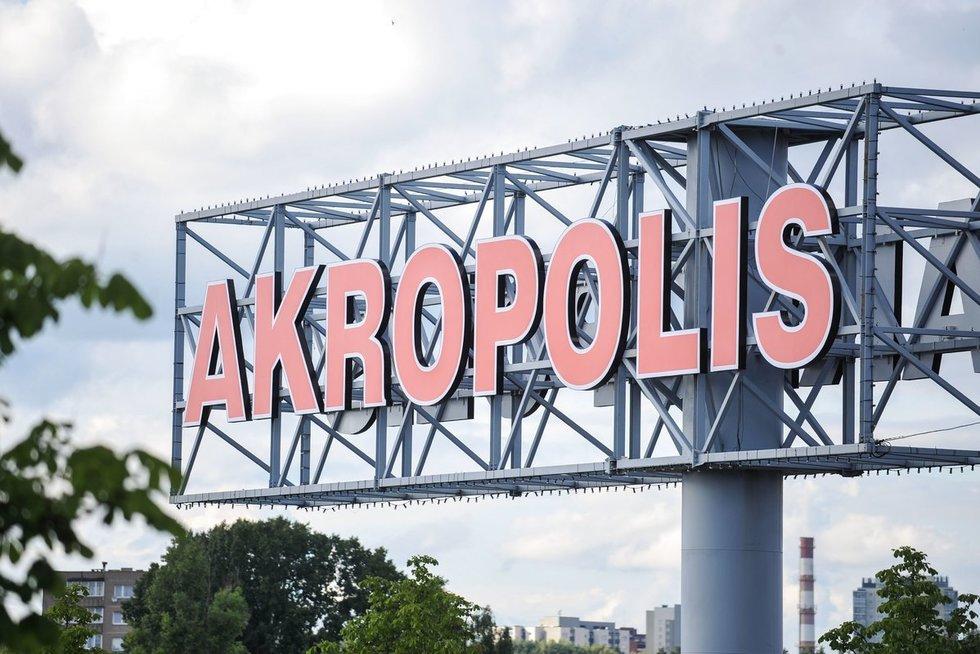 Akropolis (nuotr. Fotodiena.lt)