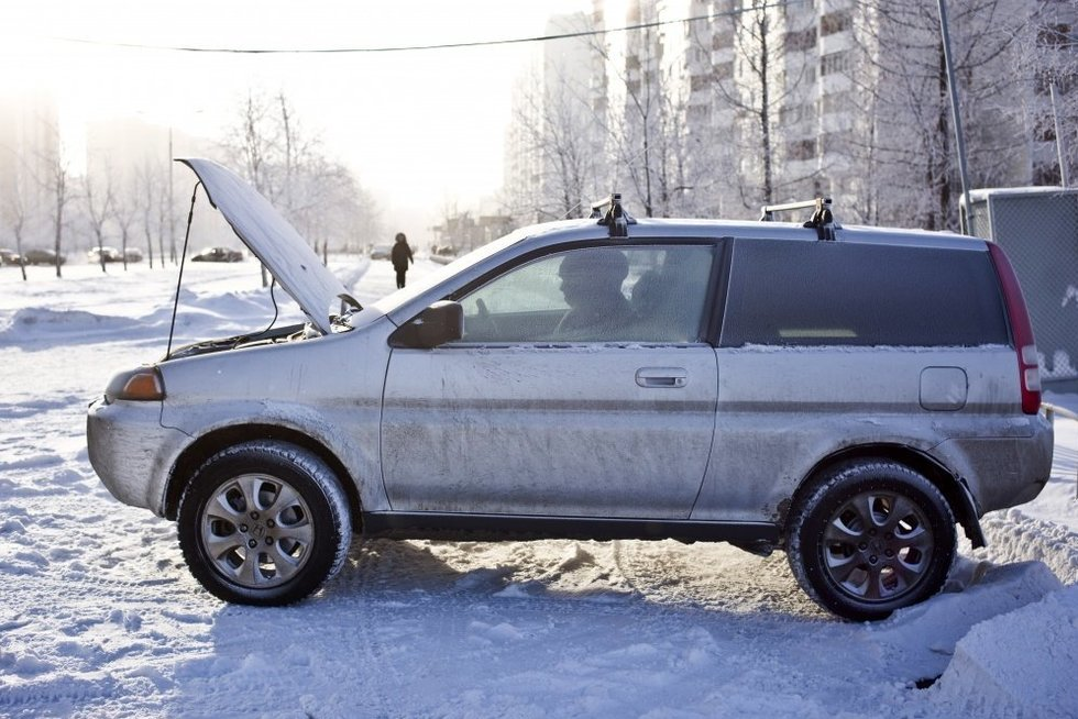 Automobilis (asociatyvi nuotr.) (nuotr. SCANPIX)