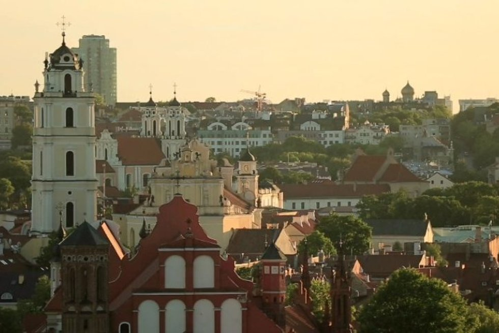 Vilnius užsieniečių akimis (nuotr. Organizatorių)
