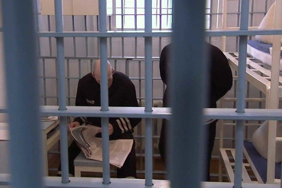 Kalėjimas (nuotr. YouTube)