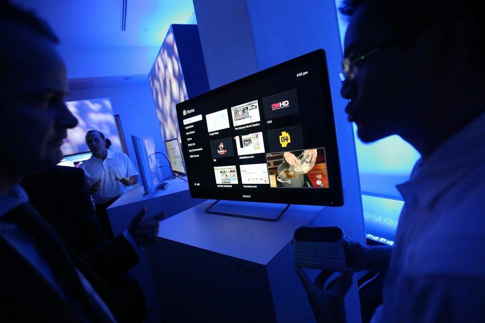 Plokščiaekranis televizorius (nuotr. SCANPIX) (nuotr. Balsas.lt)