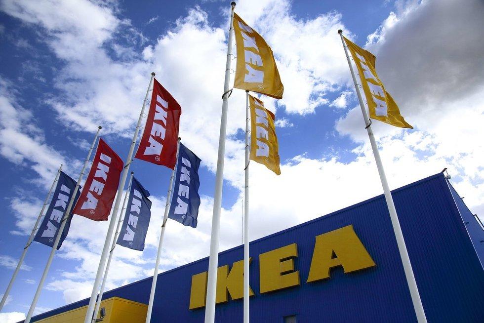 Ikea (nuotr. SCANPIX)