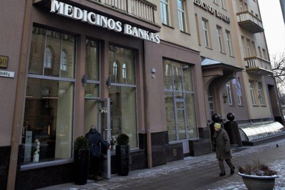 Medicinos bankas (nuotr. bendrovės)