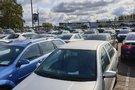 Automobilių turgus (nuotr. Raimundo Maslausko)