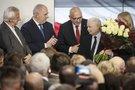 """Lenkijos valdančioji partija """"Įstatymas ir teisingumas"""" laimėjo parlamento rinkimus (nuotr. SCANPIX)"""