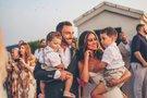 Manso Zelmerlowo vestuvės (nuotr. facebook.com)