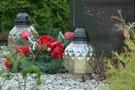 Kapinių žvakės (nuotr. stop kadras)
