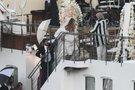 Heidi Klum susituokė antrąkart (nuotr. Vida Press)