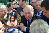 Putinas gali lengviau atsikvėpti: išvaryti jo iš Kremliaus ėjusį šamaną pagrobė kaukėti vyrai