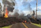 Lavos ir drebėjimų siaubiamiems Havajams – kraupus įspėjimas: kyla naujas mirtinas pavojus