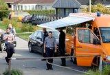 Po šiurpaus švedų reporterės nužudymo viešina naujas detales