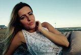 Aktoriaus Ramūno Rudoko dukra Milda – kylanti mados pasaulio žvaigždė