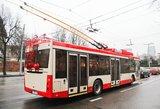 """""""Vilniaus viešajame transporte"""" rasta rimtų bėdų"""