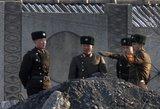 Šiaurės Korėja ruošiasi kovai: bandyta nužudyti lyderį Kim Jung Uną?