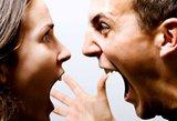Moteris išliejo pyktį ant buvusio sutuoktinio
