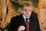 Vasiliauskas: tarptautinės įtampos kelia pavojų Lietuvos ekonomikai