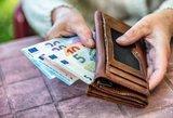 Tarp parlamento sienų sklando pensijų didinimo idėja