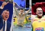 Neįmanoma pamiršti: skambiausios Lietuvos sporto pergalės 2018 metais