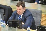 Liudijo K. Pūkui Seime dirbęs asmuo: vertė atiduoti atlyginimą, žemino