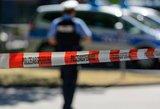 Vokietijoje vėl liejasi kraujas: siautėja ginkluotas vyras