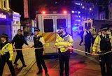 Londone į žmones automobilį nukreipęs vyras suimtas