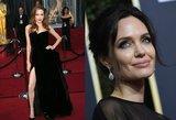 Skyrybų dramą išgyvenusios A.Jolie širdis – užimta