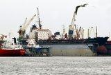 Klaipėdos uoste įtariama vagystė: dingo krovinys už 22 tūkst. JAV dolerių