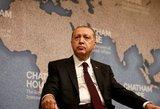 Erdoganas: Turkija nepralaimės ekonominio karo