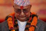 Prieš parlamento balsavimą dėl nepasitikėjimo – netikėtas Nepalo premjero sprendimas