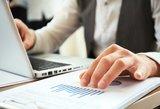 Lietuvos bankas: dauguma bendrovių atskleidžia alternatyvius veiklos rodiklius